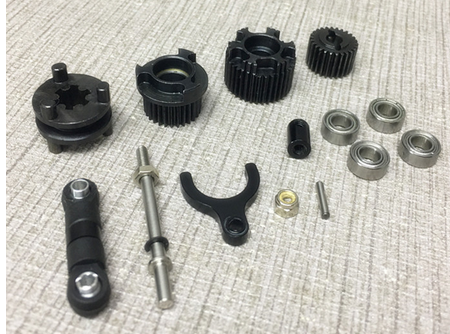 Axial SCX10 II 2 Speed Conversion Set