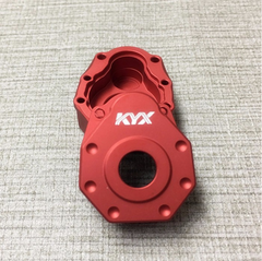 Traxxas TRX-4 Alloy Outer Portal Housings (Red)