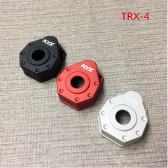 Traxxas TRX-4 Alloy Outer Portal Housings (Black)