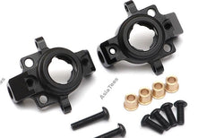 Boom Racing Aluminum Knuckle for BRX70 / BRX90 / AR44 Axle #BRLC7022 (AR44 compatible) Black
