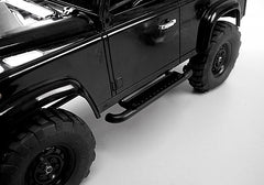 RC4WD Gelande Side Rock Sliders (2) Black
