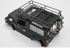 RC4WD Adventure Land Rover D90 Defender 90 Roof Rack