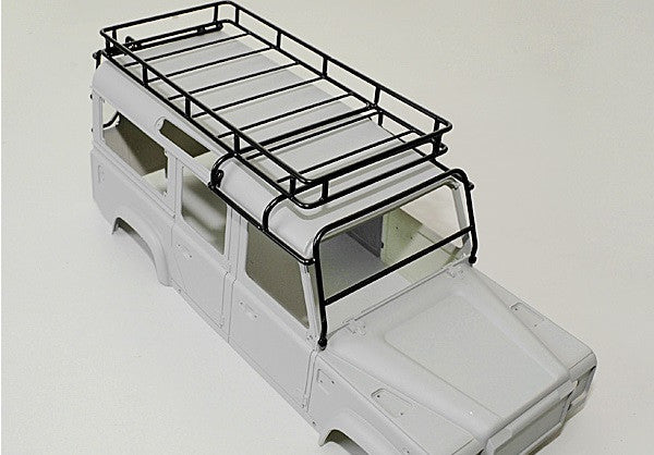 RC4WD Adventure Land Rover Defender D110 Roof Rack