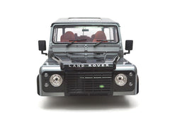 Defender D110 Chassis Kit (Without Wheels Tires Shocks) w/ TRC Raffee Defender D110 Pickup Hard Body