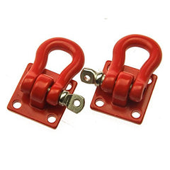 Scale Shackle Set Red