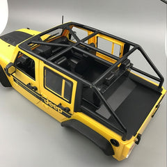 Jeep Wrangler Hard Body Open Top Roll Cage