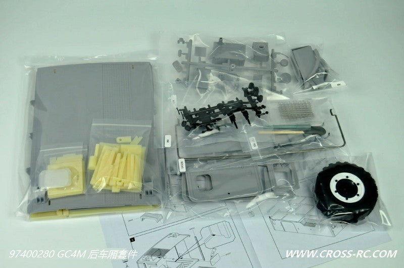 Cross RC GC4 To GC4M Full Conversion Set
