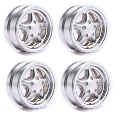 1.9 Super Scale alloy 1.9inch Wheel Rims (Set Of 4) Classic
