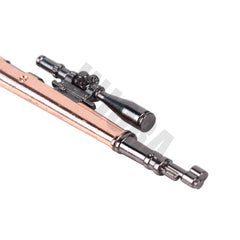 1/10 Metal 98K Rifle With Telescopic Sight