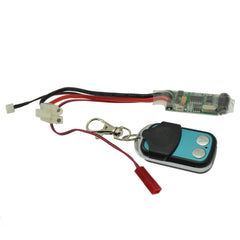 1/10 Wireless Remote Receiver Winch Control Set