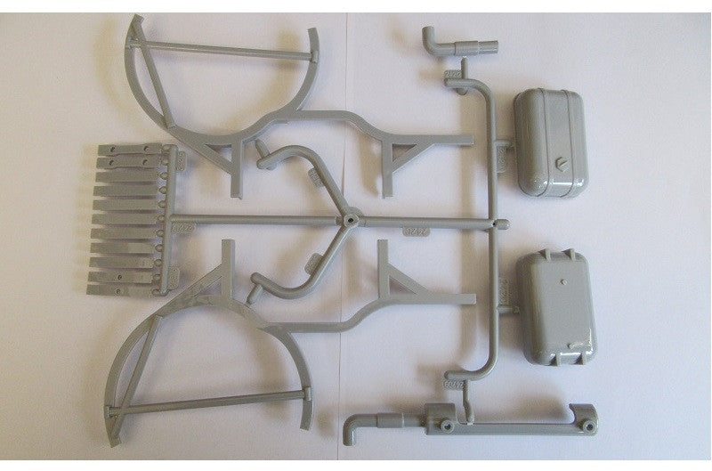 UC6 Frame Parts