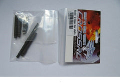Gearbox Shaft Set Cross rc 2 Speed (Plastic Gears)