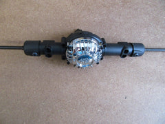PG4L Complete Rear Dually Axle