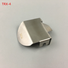 Traxxas TRX-4 Stainless Axle Guard