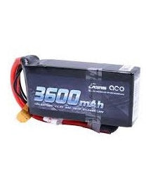3S 11.4V 3600mAh 50C with T-Type Plug
