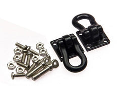 Scale Shackle Set Black