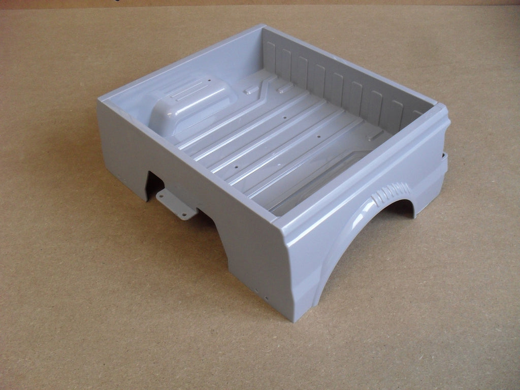 PG4A / L Extended Rear Body/Bed Includes Flare Arches
