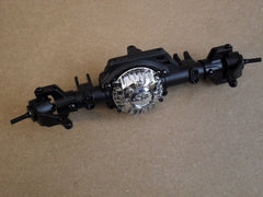 PG4 Complete Front Axle