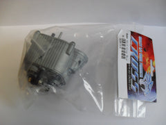 Complete 2 Speed Alloy Gearbox (Plastic Gears)