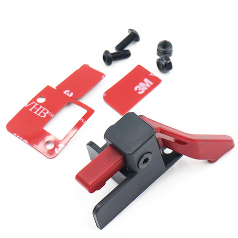 Plastic Power Switch Extension Set For Traxxas TRX-4