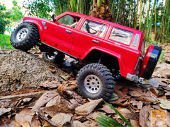 Cross-RC SU4 Demon Complete Kit C Version