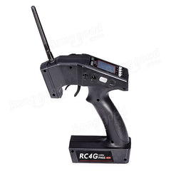 Radiolink 2.4G 4CH Integrated Gyro RC4G Transmitter With R4EH-G Receiver