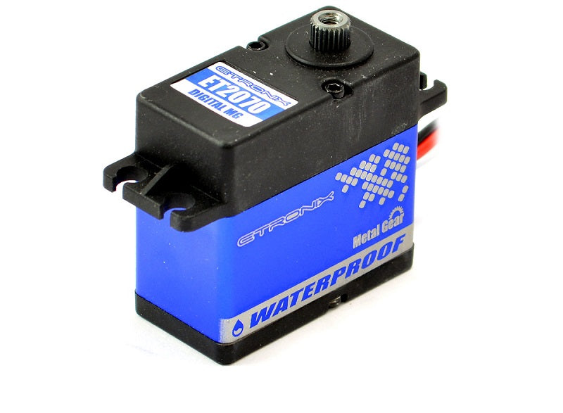 Etronix 21.8KG/0.16S STD Digital Servo Metal Gear Waterproof
