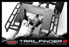 RC4WD Trailfinder 2 Pick Up Truck Complete Kit