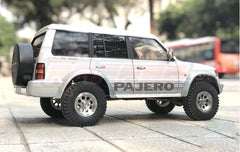 "Classic Pajero 1/10 Hard Body Set 313mm (12.3"")"