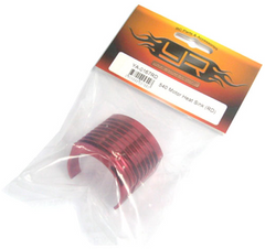 Traxxas TRX-4 550 Motor Heat Sink (Red)