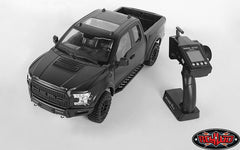 RC4WD 1/10 Desert Runner ARTR Scale Truck w/Hero Body Set (Black)
