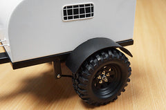 Heavy Duty Scale Shed Trailer For 1/10 Crawler Truck Car