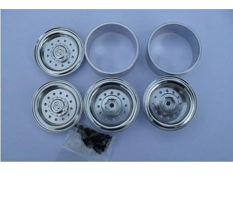 Alloy Wheel Hubs Only 1.9 Pair