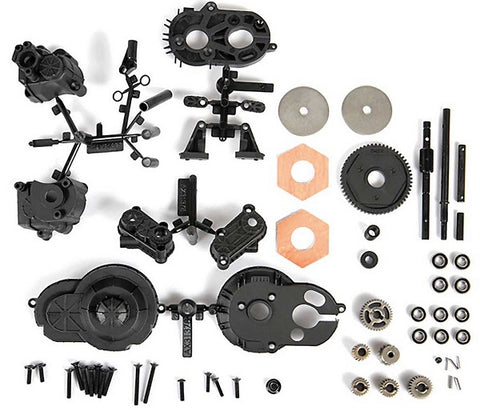 Axial SCX10 II Transmission Set Complete