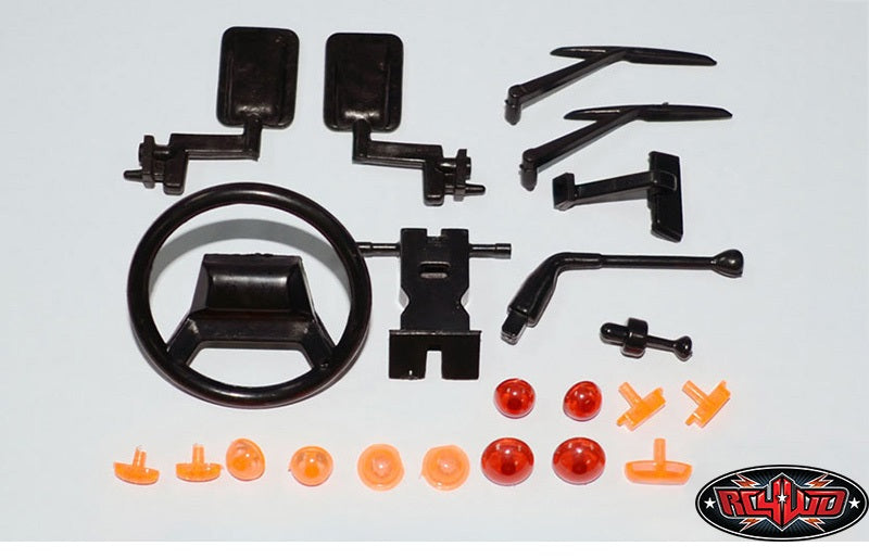 RC4WD D90/D110 Hard Body Spare Parts Assortment