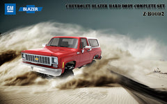 RC4WD Chevrolet Blazer Hard Body Complete Set.