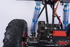 RC4WD King Off-Road Dual Spring Shocks (120mm Medium OD)