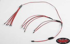 LED Basic Lighting System For RC4WD Cruiser Body Set