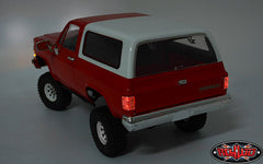 Basic LED Light Set for RC4WD Blazer Body Set