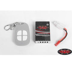 RC4WD 4 Channel Wireless Remote Light Controller