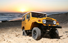 RC4WD Gelande II RTR Truck Kit w/Cruiser Body Set. Special Order Item