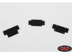 RC4WD 1/10 Warn 9.5cti Winch CNC Mounting Plates