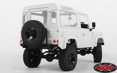 RC4WD Tough Armor Rear Tire Carrier for Gelande 2