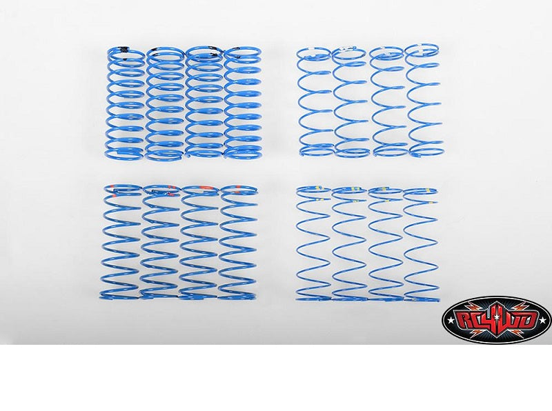 RC4WD 120mm King Off-Road Dual Spring Shocks Spring Assortment