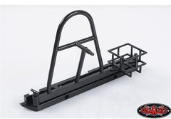 RC4WD Tough Armor Swing Away Tire Carrier w/Fuel holder for the Gelande 2