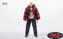 RC4WD 1/10 Scale Driver  Action Figure-Cutter-Mike or Rick