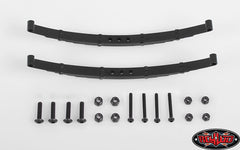 RC4WD Super Scale Steel Leaf Springs for TF2 & Tamiya Bruiser