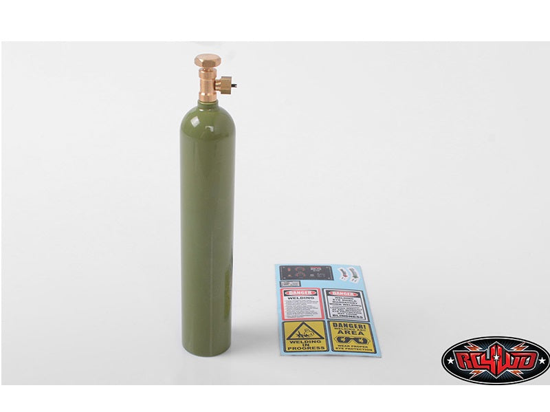RC4WD Scale Garage Series 1/10 Oxygen Tank
