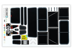 Traxxas TRX-4 Decal Set