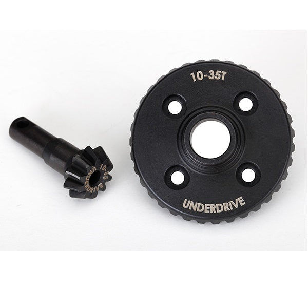 Traxxas TRX-4 Ring gear, Underdrive gear, differential